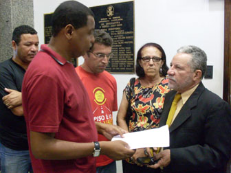 Direo_do_SINTESE_e_Francisco_Gualberto